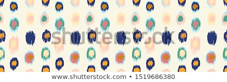 seamless abstract ethnic geometric pattern  Stock photo © creative_stock