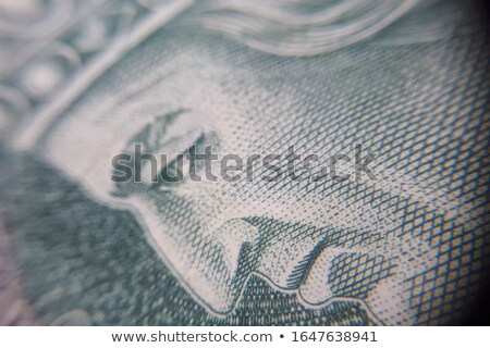 rangée · monnaie · 100 · argent · papier - photo stock © janhetman