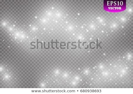 Arany ezüst hullám absztrakt fekete arany Stock fotó © shawlinmohd