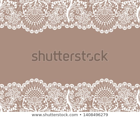 Brown lace Stock photo © disorderly