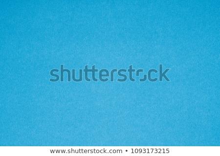 синий · окрашенный · стены · каменные - Сток-фото © meinzahn