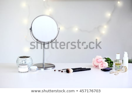 Table with make up accessories  Stock photo © AlessandroZocc
