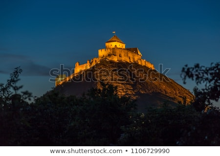 Sumeg Castle Stock photo © Digoarpi
