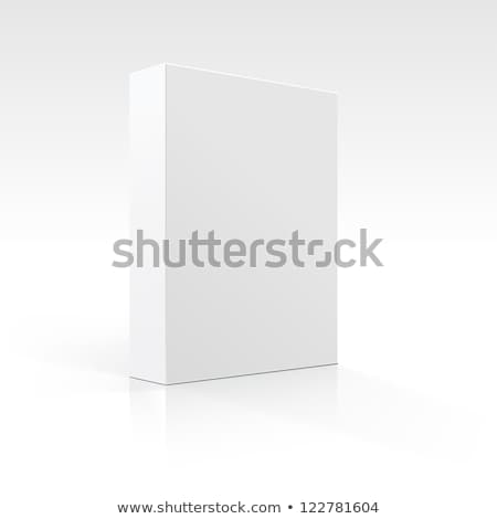 Cd isolated on white background Stock photo © fuzzbones0
