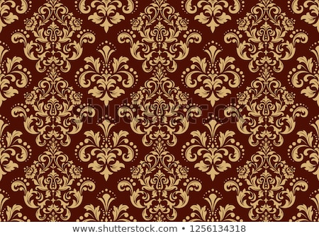 Floral Decorative background Stock photo © oblachko