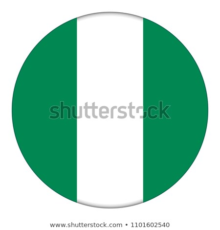 Nigeria banderą shirt człowiek biznesu człowiek Zdjęcia stock © fuzzbones0