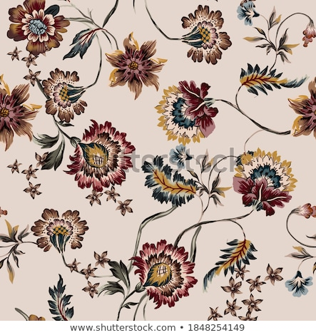 Vintage background with ornate elegant retro abstract floral des Stock photo © Morphart