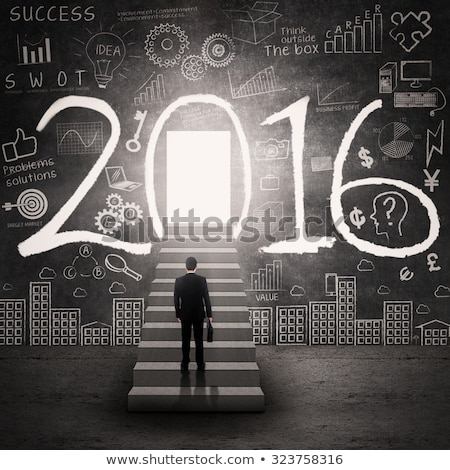 Opportunity Opens in 2016 Stock photo © 3mc