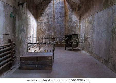 тюрьмы окна ячейку тюрьму прав Сток-фото © klss