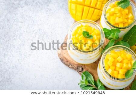 Zdjęcia stock: Three Glass Jars