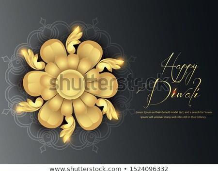 Mooie diwali verkoop banner winkelen Stockfoto © SArts