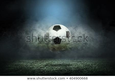 abstrato · futebol · futebol · estádio · cópia · espaço · texto - foto stock © sarts