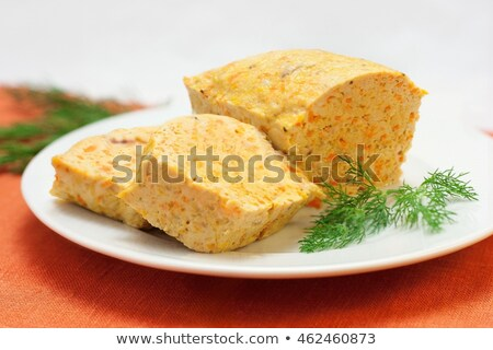 breaded turkey breast pieces Stock photo © Digifoodstock