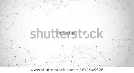 Abstract deeltjes vector Stockfoto © SArts