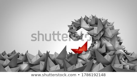 Business Direction Struggle Stock photo © Lightsource