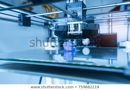 Electronic Industry. 3D. Stock photo © tashatuvango