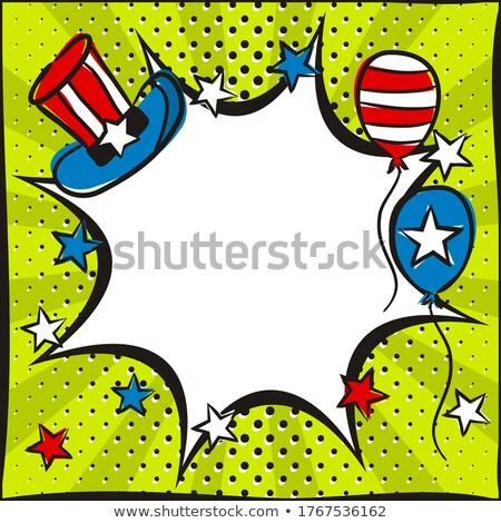 Egyesült Államok közösségi média amerikai nyilvános hálózatok adat Stock fotó © Lightsource
