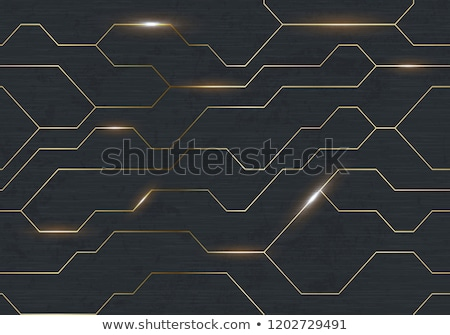 Sem costura vetor futurista escuro ferro techno Foto stock © Iaroslava