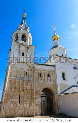 Holy Bogolyubovo Monastery, Russia Stock photo © borisb17