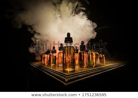 健康 効果 人体解剖学 呼吸 蒸気 電子 ストックフォト © Lightsource