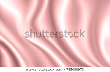 smooth elegant pink silk can use as background stock photo © ozaiachin