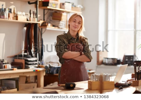portrait of an artisan Stock photo © photography33