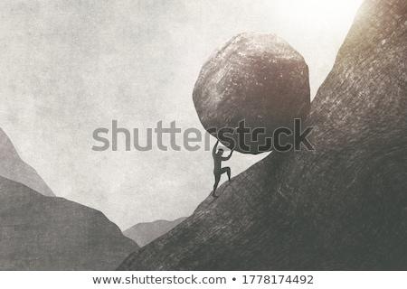 Uphill Stock photo © Sniperz