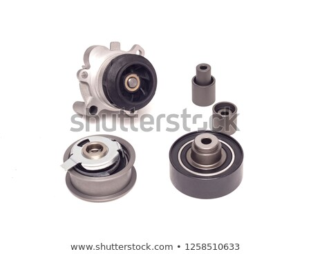 New Car tension roller Stock photo © RuslanOmega