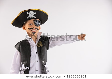 portrait of a pirate Stock photo © photography33