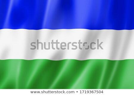 Ladinia Flag ストックフォト © Daboost