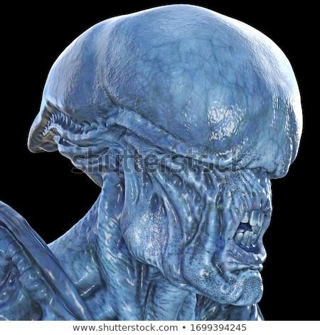 Alien Creature Stock photo © AlienCat