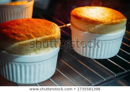 Vanilla Souffle Stock photo © raptorcaptor