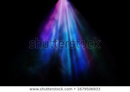 Proiettore luce illustrazione business design sfondo Foto d'archivio © Elmiko