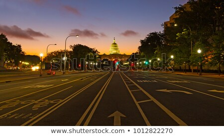 Capitol seen from Pennsylvania Avenue Stock photo © ambientideas