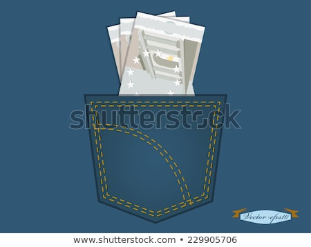 euro · papel · projeto · de · lei · pormenor · macro - foto stock © fesus