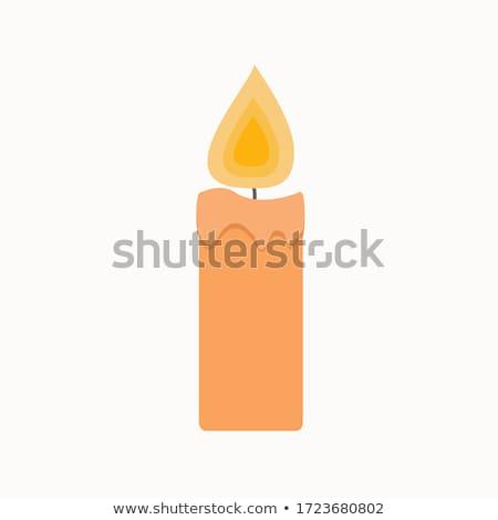 свечей · храма · люди · сжигание · христианской · Церкви - Сток-фото © searagen