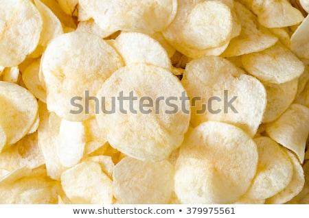 Close-up of potato chips Stock photo © bmonteny