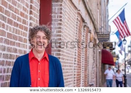 здании · французский · квартал · Нового · Орлеана · исторический · город - Сток-фото © meinzahn