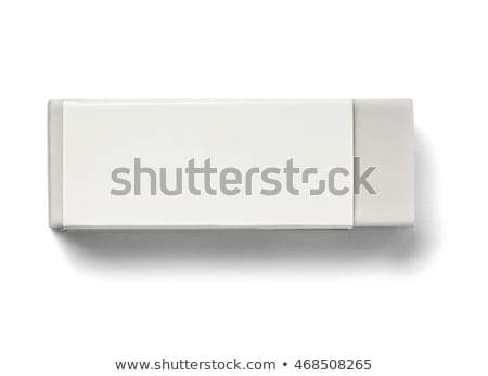 white eraser Stock photo © ozaiachin