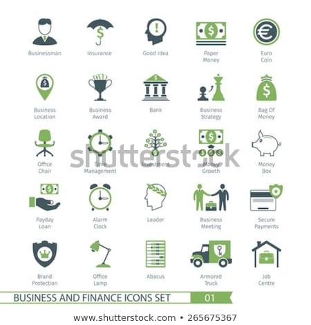 Business Set 01 Stock photo © Genestro