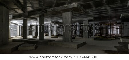 monumental construction Stock photo © tracer