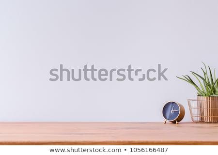 Clock Close up Stock photo © make