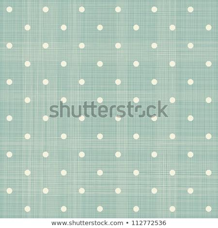 Kék klasszikus szín polka retro tapéta Stock fotó © SArts