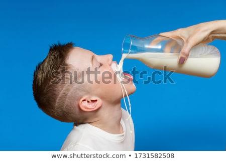 Got milk. Stock photo © Fisher