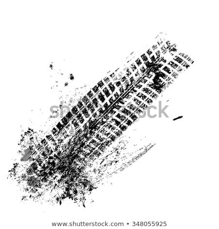 vector · band · business · textuur · weg · straat - stockfoto © sarts