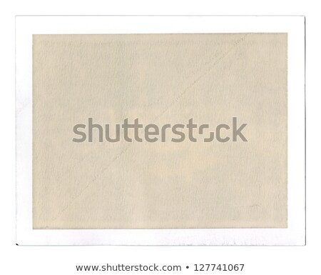 Grungy instant film frame with abstract filling   Stock photo © Dinga