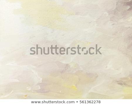 artistiek · grijs · geschilderd · textuur · doek · muur - stockfoto © kostins