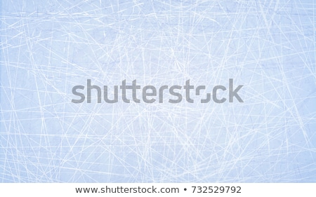 Illusztráció jég pálya lány gyerekek hó Stock fotó © adrenalina