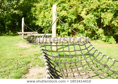 aire · de · jeux · équipement · blanche · illustration · art · parc - photo stock © bluering