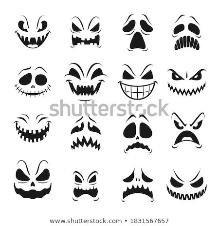 Angry Ugly Gremlin Stock photo © cthoman